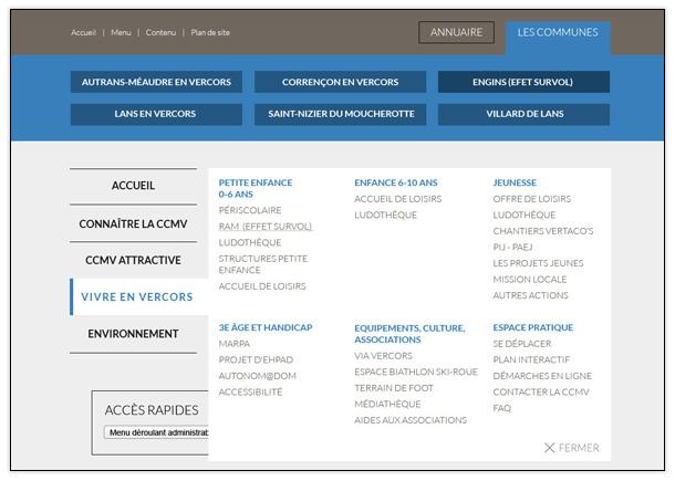 CCMV_menus