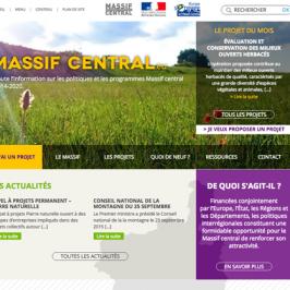 GIP Massif Central : portail pour les fonds FEDER