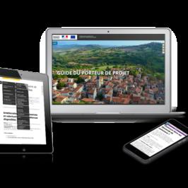 Guide en ligne pour les porteurs deprojets du GIP Massif Central